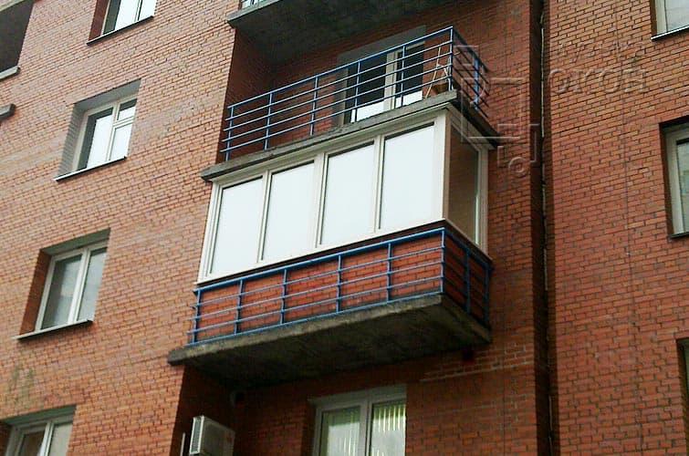 Лоджии (балконы) - музыкаокон.