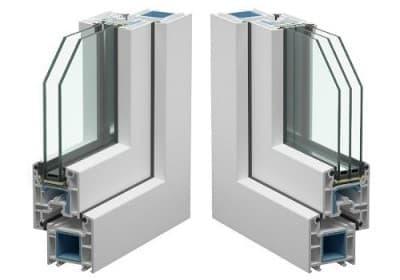 Пластиковые окна из профиля Veka 58