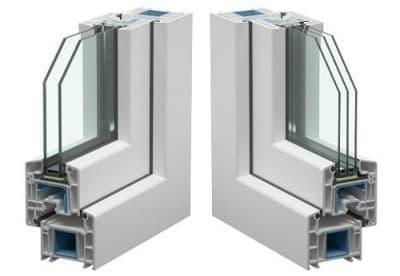 Пластиковые окна из профиля Veka 70