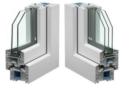 Пластиковые окна из профиля Veka 82