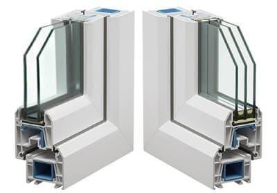 Пластиковые окна из профиля Veka WHS Halo 60