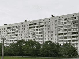 Остекление лоджий и балконов 504 серия